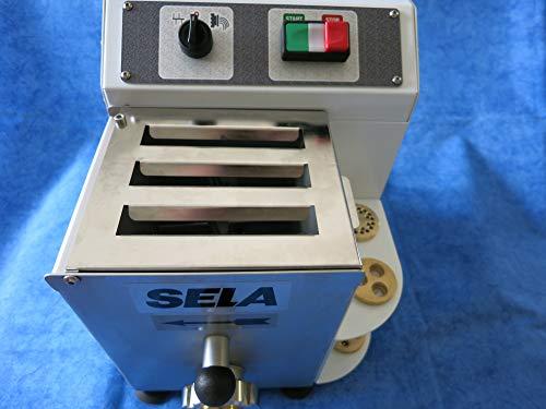 Ribnitzer Nudeln - Nudelmaschine TR 50 in Weiss von Sela