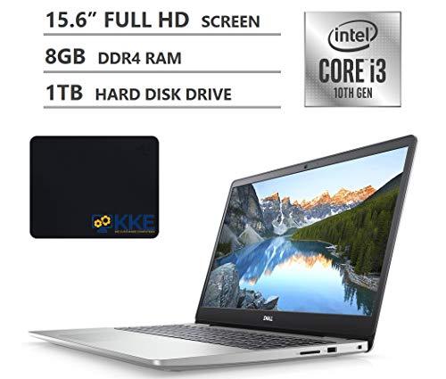 "Dell Inspiron 17 3000, 2019 Flagship 17.3""HD+ Anti-Glare Laptop, 8th Gen Intel Dual-Core i3-8145U up to 3.9GHz, 8GB DDR4, 16GB Intel Optane Memory, 1TB HDD, MaxxAudio Bluetooth WiFi HDMI DVD Win 10"