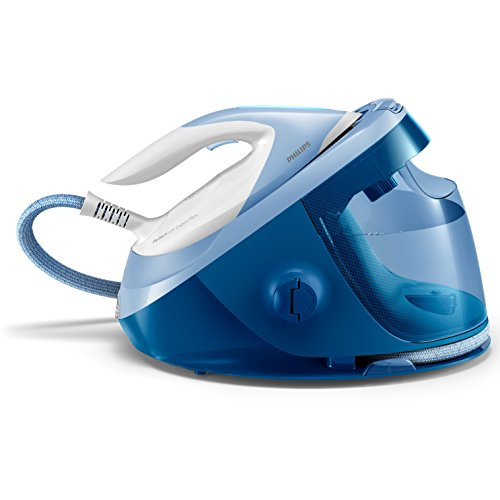 Philips GC8942/20, 2100 W, 1.8 litros, Azul, Blanco