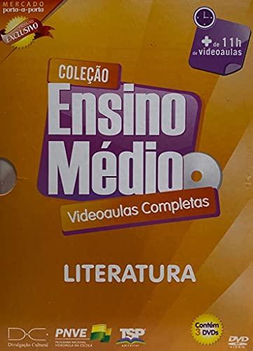 Ensino Médio Videoaulas Completas - Literatura