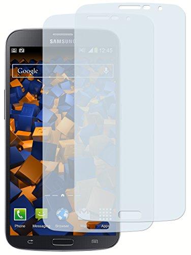 mumbi Schutzfolie kompatibel mit Samsung Galaxy Mega 6.3 Folie klar, Displayschutzfolie (2x)