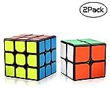 Yojoloin Speed Cube Magic Cube 3x3x3 Puzzle Magic Cube Suavemente...
