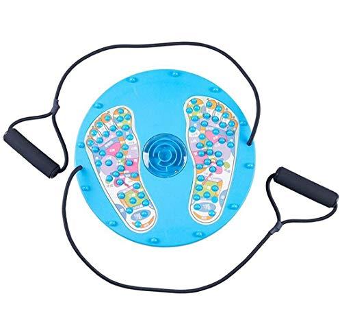 GKKXUE Twist Taille Platte Balance Board doppelseitige Verwendung magnetische Massage Twist Taille Platte Familie dünne Taille Gewichtsverlust Übung Bord (Color : B)