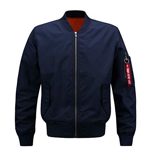 Shangyi Herenjas, baseball, korte jas, herfstmode, slim ritssluiting, herenjas, vrijetijdsjas