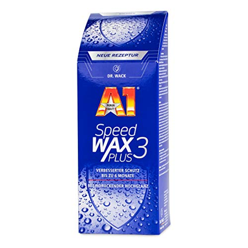 Dr. Wack - A1 Speed Wax Plus 3, 500 ml (#2630)