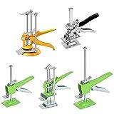 POWERTOOL - Alicates para instalación de azulejos, 1pieza, ideales para nivelar baldosas de...