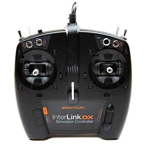 MALTA - リアルフライト用送信機型USBコントローラー単品 HORIZON純正品 RF InterLink DX☆SPMRFTX1