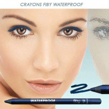 Crayon Yeux Waterproof - Fiby - Bleu Profond