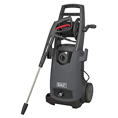 Sealey PW2500 Pressure Washer 170bar with TSS & Rotablast Nozzle 230V from Sealey