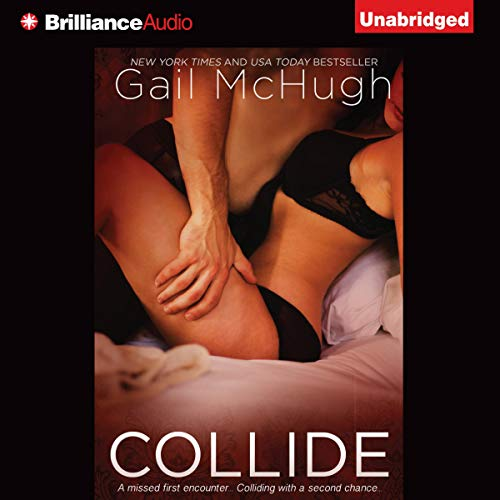 Collide audiobook cover art
