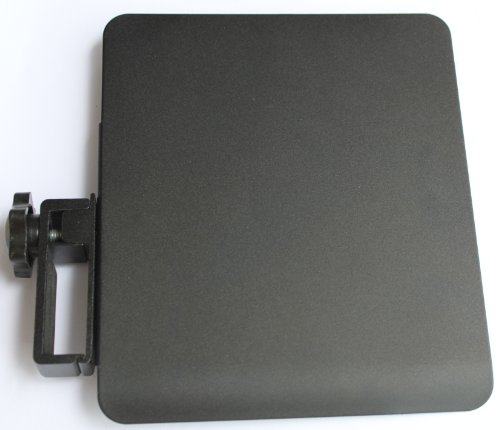 Uncaged Ergonomics WEMPb WorkEZ Mouse Pad for All WorkEZ Laptop Stands, Black Photo #3