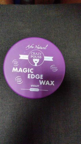 Crazy Pouss - Magic edge wax extra forte violet