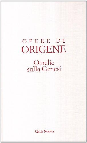 Opera Omnia di Origene: 1