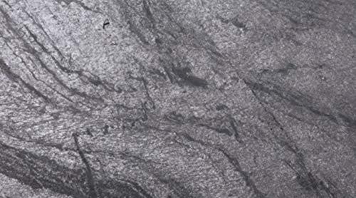 Dünnschiefer Schieferfurnier Stone Veneer Steinfurnier Wandverblender Echtstein Steinwand Glimmerschiefer Steintafel Wandverkleidung Naturstein Steintapete Marmor Sandstein (Stein, 122 x 61 cm)
