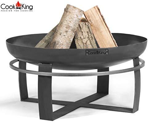 CookKing Viking Viking Vuurkorf, barbecueschaal, 70 cm