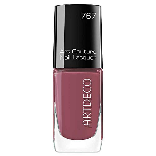 ARTDECO Art Couture Nail Lacquer, Nagellack rosa, Nr. 767, berry mauve
