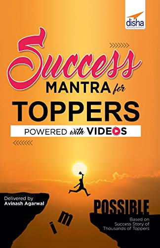 Success Mantras of NEET/ JEE Toppers with Video Support (English Edition)