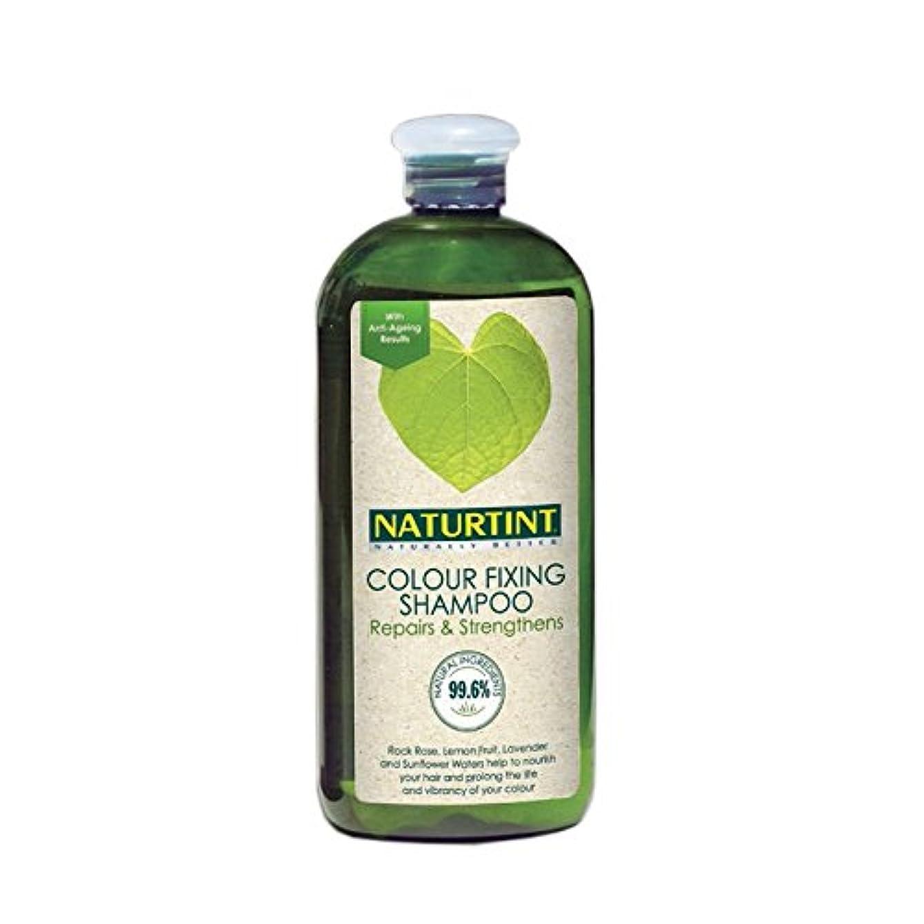後ろにチャートアレルギー性Naturtint Shampoo (Pack of 2) - Naturtintシャンプー (x2) [並行輸入品]