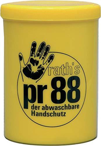 Rath's pr88 Hautschutzcreme 1,6L Kartusche (Inh.12 Stück)