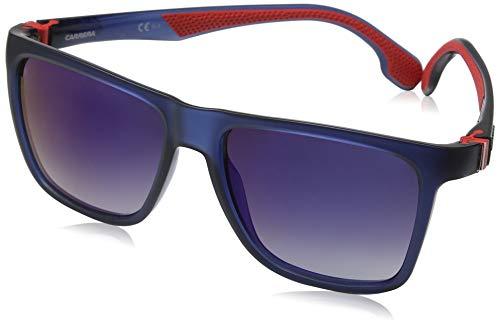 Carrera 5047/S Gafas de sol, Multicolor (Mtbl Blue), 56 Unisex Adulto