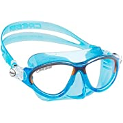 Cressi MOON, Kids Mask Ages 7 to 15 for Swimming and Diving - Made in Italy Quality from 1946