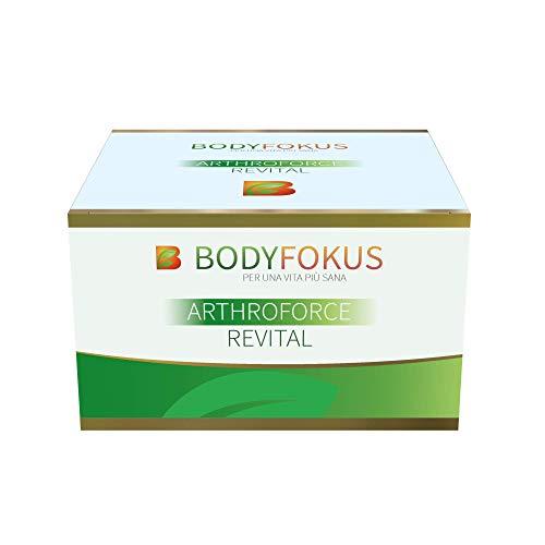 BodyFokus ArthroForce Revital - Complesso di glucosamina + condroitina - 1 confezione