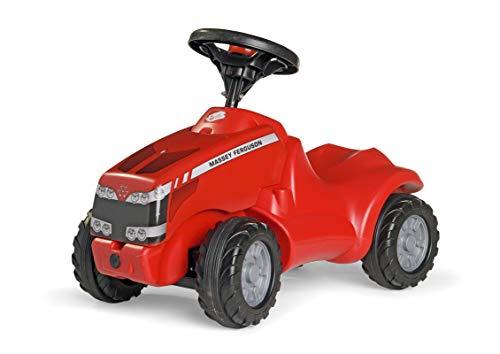 Rolly Toys rollyMinitrac MF 5470 (für Kinder von 1,5 - 4 Jahre, Ablagefach unter Motorhaube, Flüsterlaufreifen) 132231
