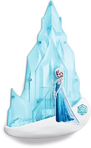 Philips Disney Frozen (Die Eiskönigin) Elsa LED Wandleuchte 3D, blau