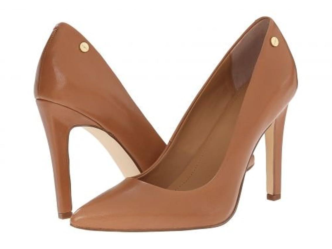 バナナコロニアルアンソロジーCalvin Klein(カルバンクライン) レディース 女性用 シューズ 靴 ヒール Brady - Caramel Kidskin [並行輸入品]