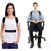 Xdtlty Adjustable Back Brace Posture Corrector for Men and Women
