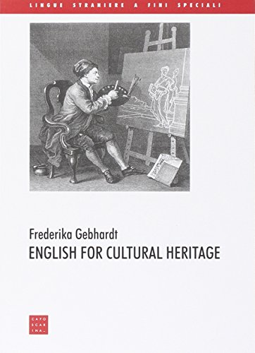 English for cultural heritage