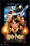 Harry Potter 1art1 Poster und Kunststoff-Rahmen - Und Der