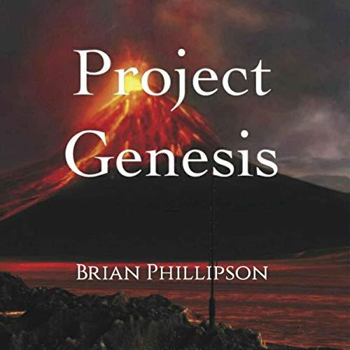 Project Genesis audiobook cover art
