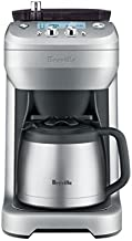 Breville Grind Control Coffee Maker, Brushed Stainless Steel, Medium