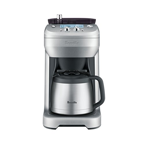 User-friendly - Breville BDC650BSS Grind Control Coffee Maker