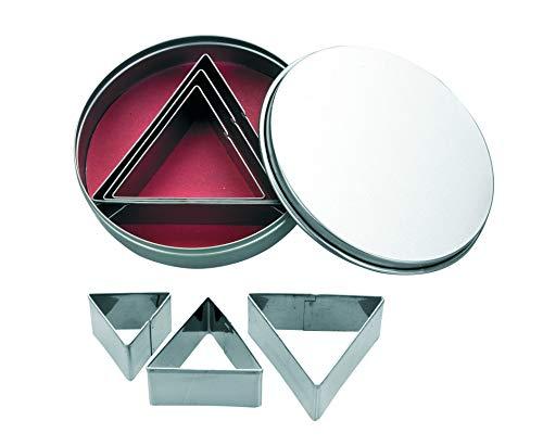 IBILI 723900 - +Cortapastas Triangulos Estañados