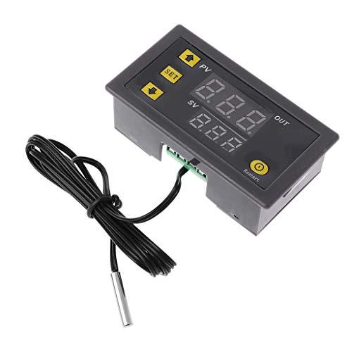 DollaTek W3230 AC 110 V-220 V 10A LED Regolatore di Temperatura Digitale Termostato Termometro Interruttore di Controllo della Temperatura Sensore Sensore