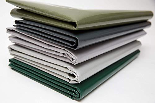 Verde PVC material camiones lona lona cobertora lona barco cochera techo 700g//m²