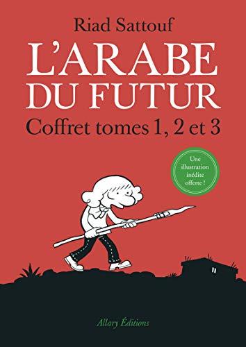 Coffret L'Arabe du Futur 3 tomes