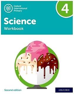 Oxford International Primary Science Second Edition: Workbook 4
