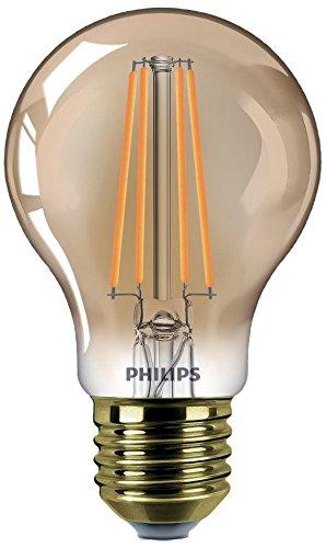 Philips Bombilla (regulable) 8718696774830 - Lámpara LED (7,5 W, 48 W, E27, A+, 610 lm, 15000 h)
