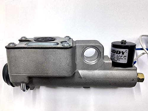 UFP Master Cylinder with Integrated 2 Wire Solenoid for A-60, A-75 Disc Brake Actuators