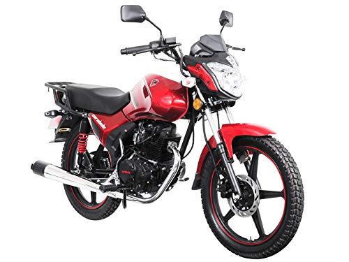Moto Carabela Kronos 150 Cc Modelo 2020 – Rojo