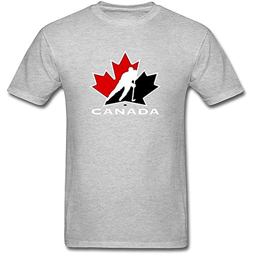 Men's Team Canada Hockey Logo T-Shirt Short Sleeve