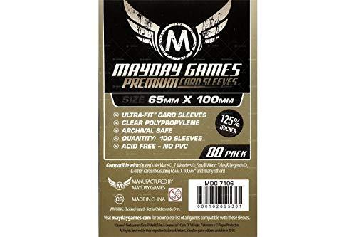 Fundas Mayday - Magnum Premium Marrón - 65x100