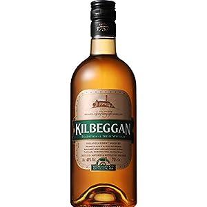 アイリッシュウイスキー キルベガン [ ウイスキー アイルランド 700ml ]