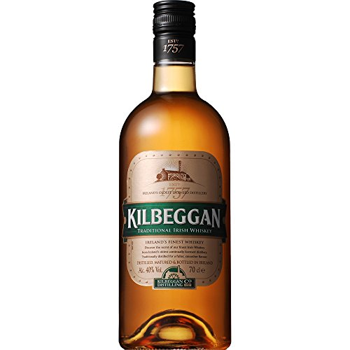 Kilbeggan Traditional Irish Whisky (1 x 0.7 l)