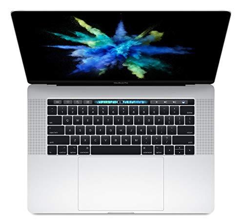 15-inch Apple MacBook Pro Touchbar 2017 Core i7 2.9GHz 16GB RAM 512GB SSD MPTV2T/A (Renewed)