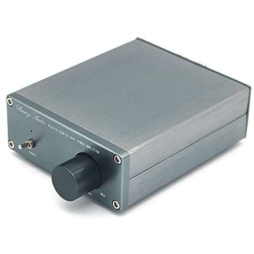 DollaTek Breeze Mini Dual TPA3116 Amplificatore di Potenza Digitale HiFi Stereo Amplificatore 2.0 Canali 100W × 2 Fai-da-Te con NE5532 Pre-Livello OP Amp