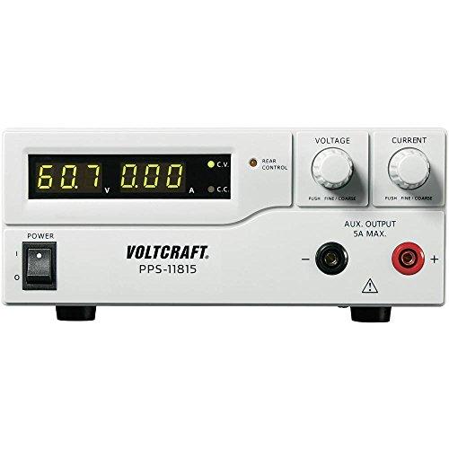 Voltcraft PPS-11815 Labornetzgerät, einstellbar 1-60 V/DC 0-5 A 300 W USB, Remote programmierbar Anzahl Ausgänge 2